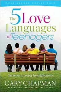 5 love laguages.teens