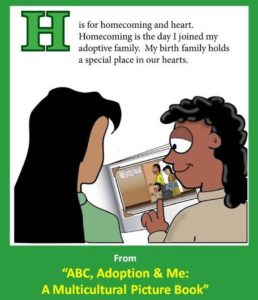 H is for homecoming