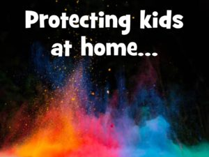 protecting kids at home