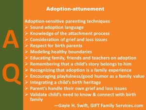 Adoption Matters; Talk about It.AQ