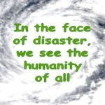 Disaster humanity