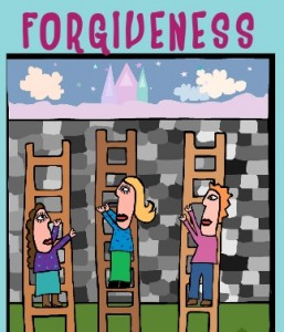 forgiveness is a ladder