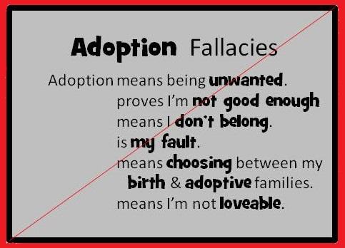 adoption fallacies