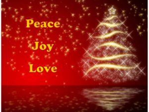 Peace Joy Love