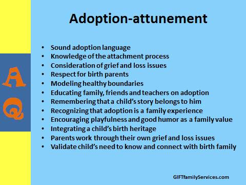 Adoptive Families Need Peer Relationships with Others Steeped in the Adoption Experience.AQ.Adoption-attunement