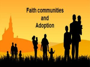 Faith communities and adoption