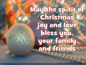 Peace on Earth, Good Will to Men-GIFT-Family-Services