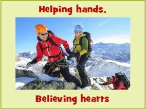 Believing Hearts, Hurtful Words, Healing Words