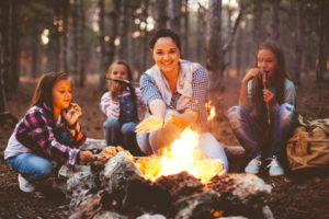 building-connections-making-memories-campfires-smores-good-times